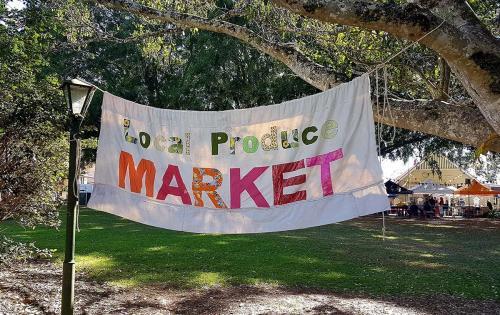 Montville Markets 2nd Saturday