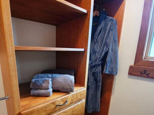 Walk-in closet King bedroom (first floor)